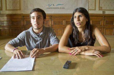 Se lanzó oficialmente el taller de percusión que Alejandro Oliva dictará en nuestra ciudad