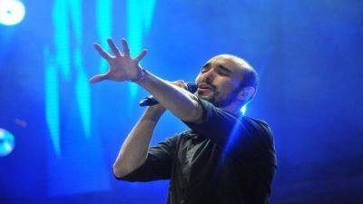 Cosquín 2015: Abel Pintos, un fenómeno pop en el Festival de folklore