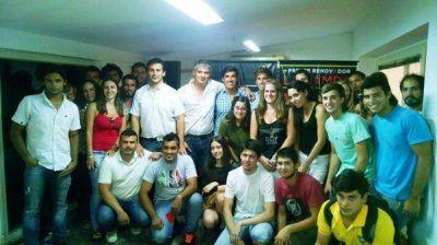La juventud de Massa lanzó su agrupación en La Pampa