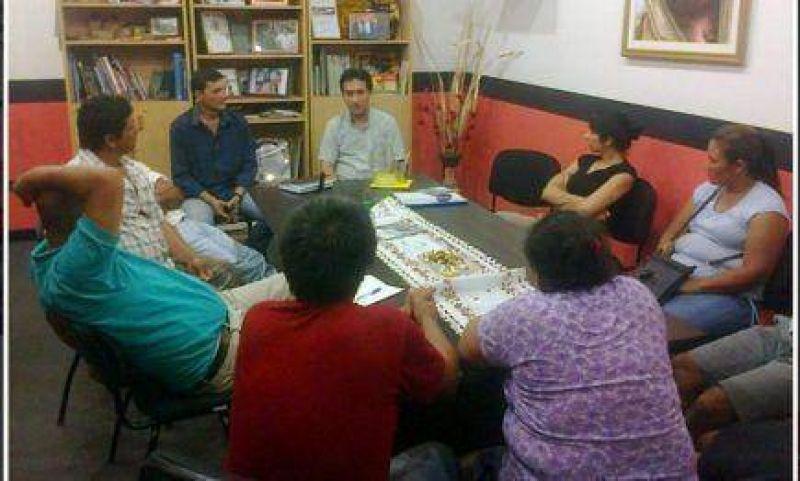 Montecarlo: Barreto se reunió con tareferos para que suspendan protestas