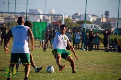 La falta de gol preocupa en Aldosivi