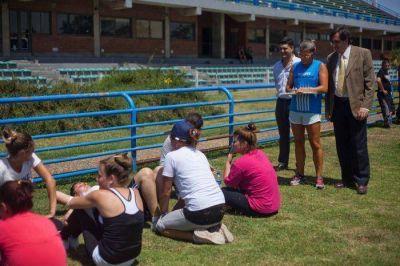 Unos 600 jóvenes rindieron el examen físico para el ingreso a la Policía Local