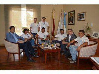 Jalil ratificó el pago de los 1.000 pesos a los empleados municipales