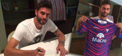 Goñi es nuevo jugador de Tigre
