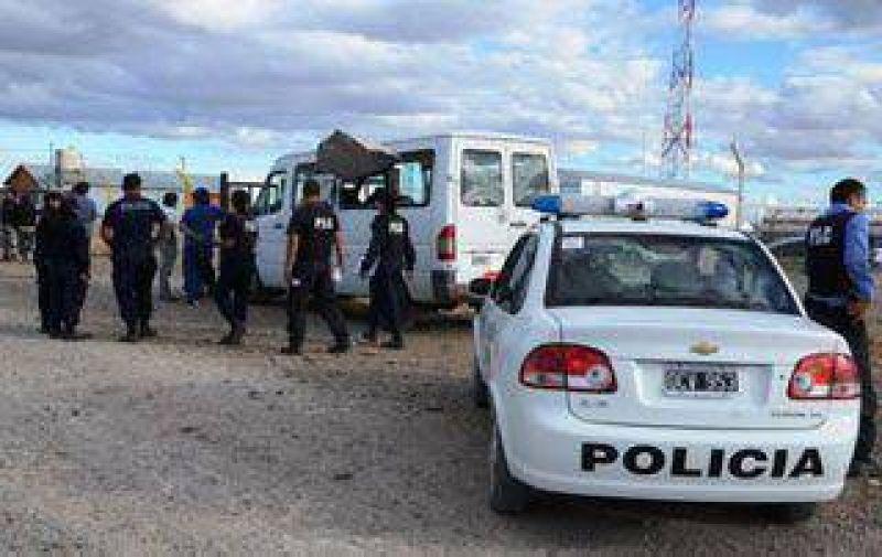 Crece la violencia entre los dos gremios de camioneros