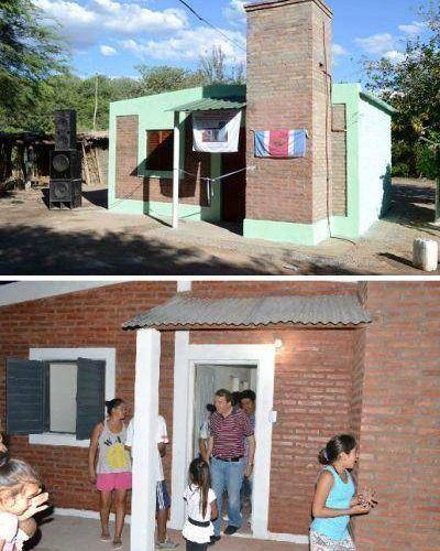 Entregan vivienda social a familias de La Cañada y y Pueblo Nuevo