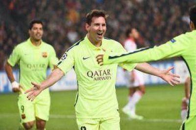 Barcelona eliminó al Atlético Madrid y pasó a semifinales