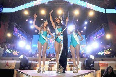 Soe Olivares fue elegida Reina del Mar en el marco de la 43° Fiesta Nacional