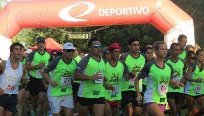 Se larga la Maratón Automóvil Club San Rafael