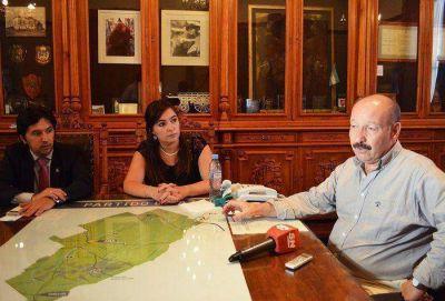 Inza destacó las gestiones realizadas por el Gobierno Municipal vinculadas con el programa Procrear