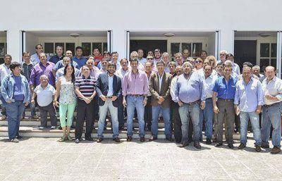 El movimiento sindical reconoce a Urtubey como el ejecutor válido de las políticas para el crecimiento de Salta