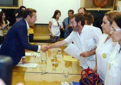 Acuerdo con Salud y fin de un conflicto que duró 9 meses