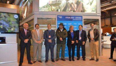 Promocionan a Bariloche en la Feria Internacional de Turismo en España