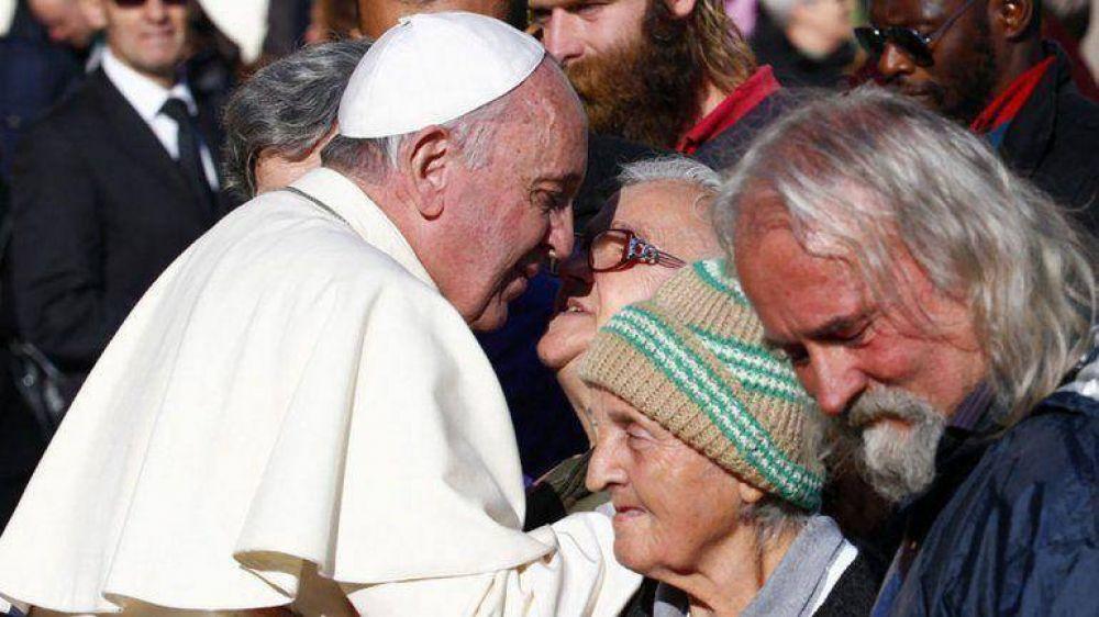 El papa Francisco instalará peluquerías gratuitas para indigentes en el Vaticano
