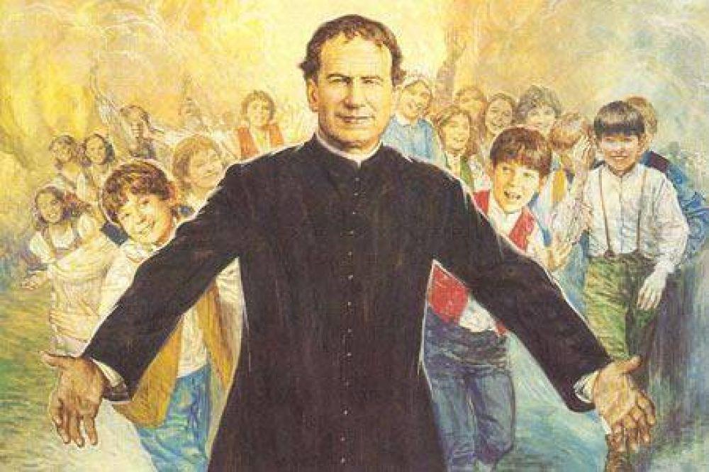 Los salesianos del Chubut celebran al Don Bosco misionero