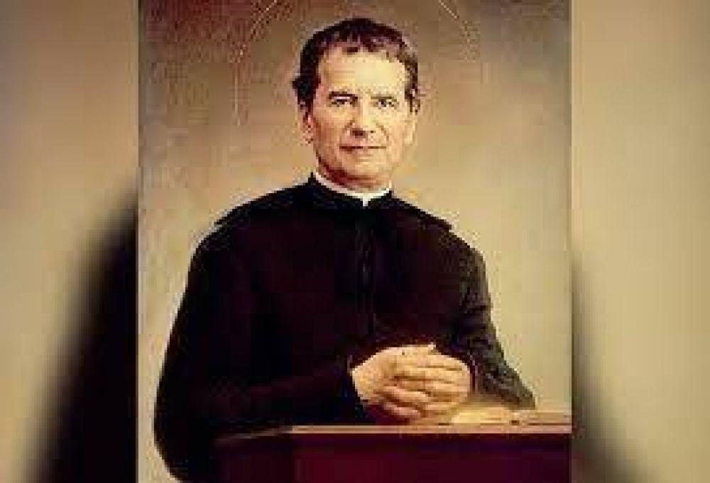 Celebraciones e indulgencia plenaria por la fiesta de San Juan Bosco en el año de su bicentenario