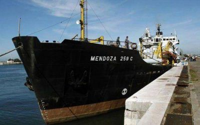 """Garrone: """"En unas semanas se recuperaría el servicio de portacontenedores del Puerto"""""""