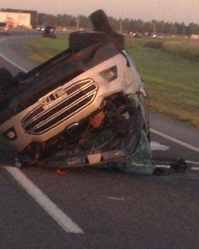 Madrugada fatal: al menos 10 muertos por choques en las rutas