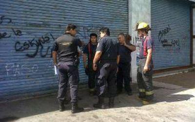 Derrame de combustible y evacuados en Quilmes