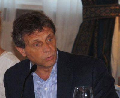 """""""El 4G tiene que ver con la Mar del Plata que se lanza hacia el futuro"""" -"""