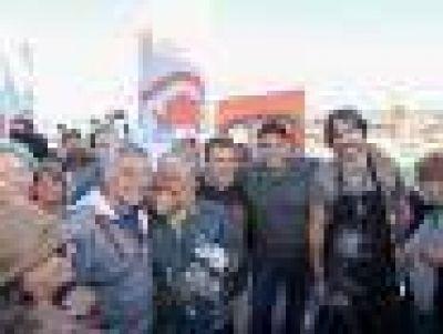 Evento solidario de Tigre en Villa Gesell
