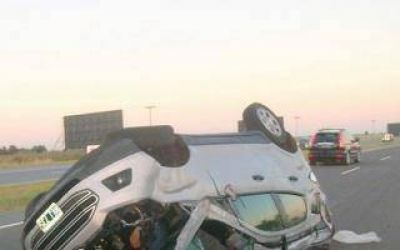 Rutas fatales: Doce muertes en territorio bonaerense