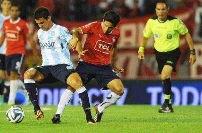 Racing e Independiente se miden por primera vez en el a�o y en Mar del Plata