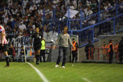 Pedro Antonio Troglio: �Nunca me met� con la gente de Estudiantes�