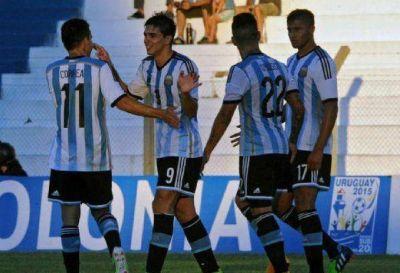 Argentina se mide en el cl�sico ante Brasil para quedar a un paso del Mundial