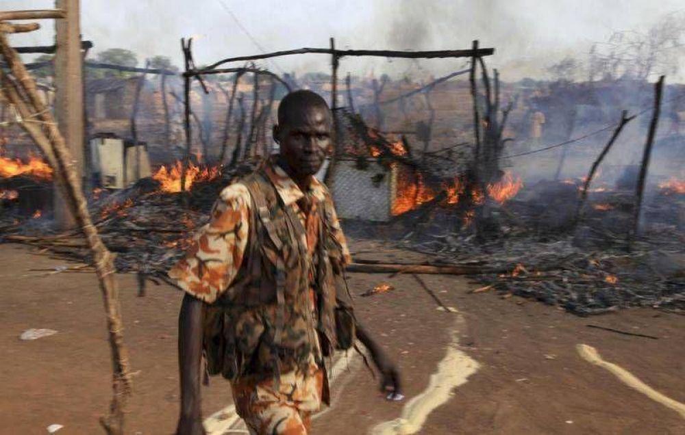 Sudán del Sur; los obispos piden a políticos asumir «el riesgo de la paz»