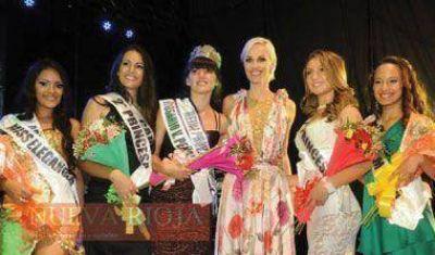 Anabel Galv�n es la nueva Reina Provincial del Turismo