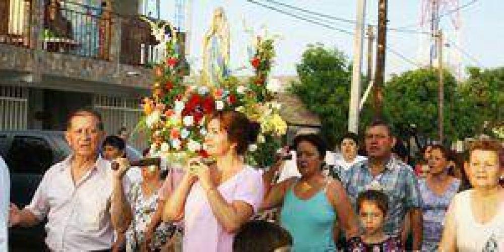 Fiesta Patronal de Nuestra Sra. Lourdes