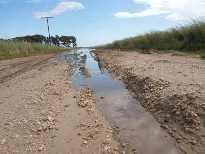 Reyes: �La comuna le dio transitabilidad a los caminos�