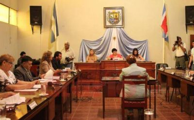 """Hoy debaten la suspensión del edil detenido """"Chabay"""" Ruiz"""