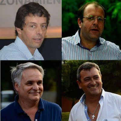 Jorge elige sucesor, Marín negocia y Verna junta fuerzas para la interna del PJ