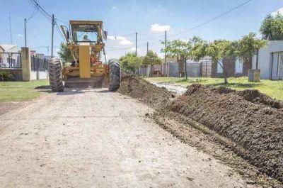 El Municipio aseguró la continuidad del programa Transitar 20 Barrios II