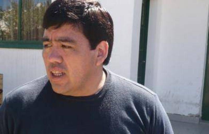 Dami�n Miler aspira a ser legislador respaldado por la UOCRA y gremios de la Mesa Sindical