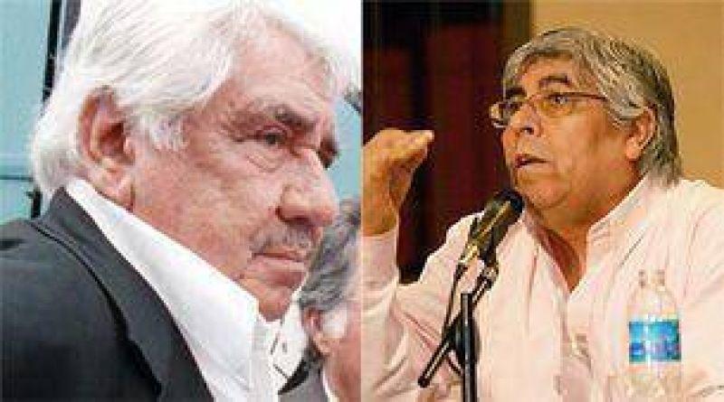 Se tensa la relación con Hugo Moyano y hay amenazas de ruptura dentro de la CGT