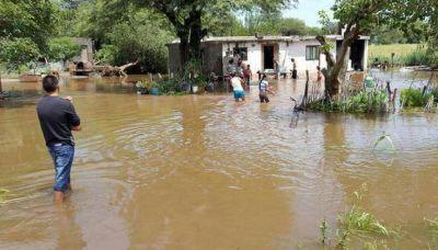 Los evacuados retornarían hoy a sus viviendas