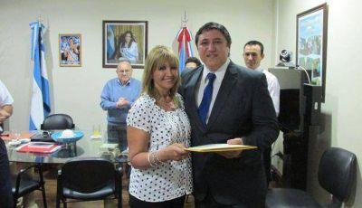 Asumió el nuevo Director Provincial de Administración