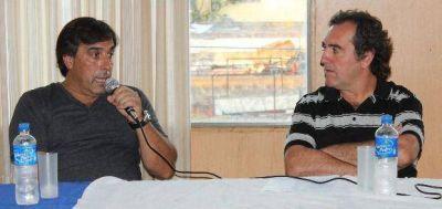 Pablo Mirón ya es el presidente de Alvarado