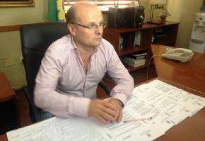 Giovanettoni pidió disculpas a concejales por no invitarlos a la asunción de Baraybar
