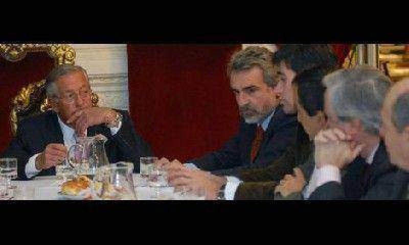 """Agustín Rossi confía en que se recuperará la """"racionalidad"""""""
