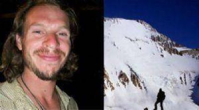 Tardarán varios días en rescatar el cuerpo del andinista Miguel Castro y lo trasladará un helicóptero mendocino