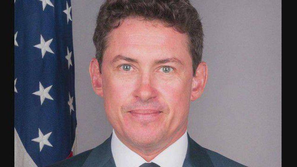 El embajador de Estados Unidos recibió a la DAIA