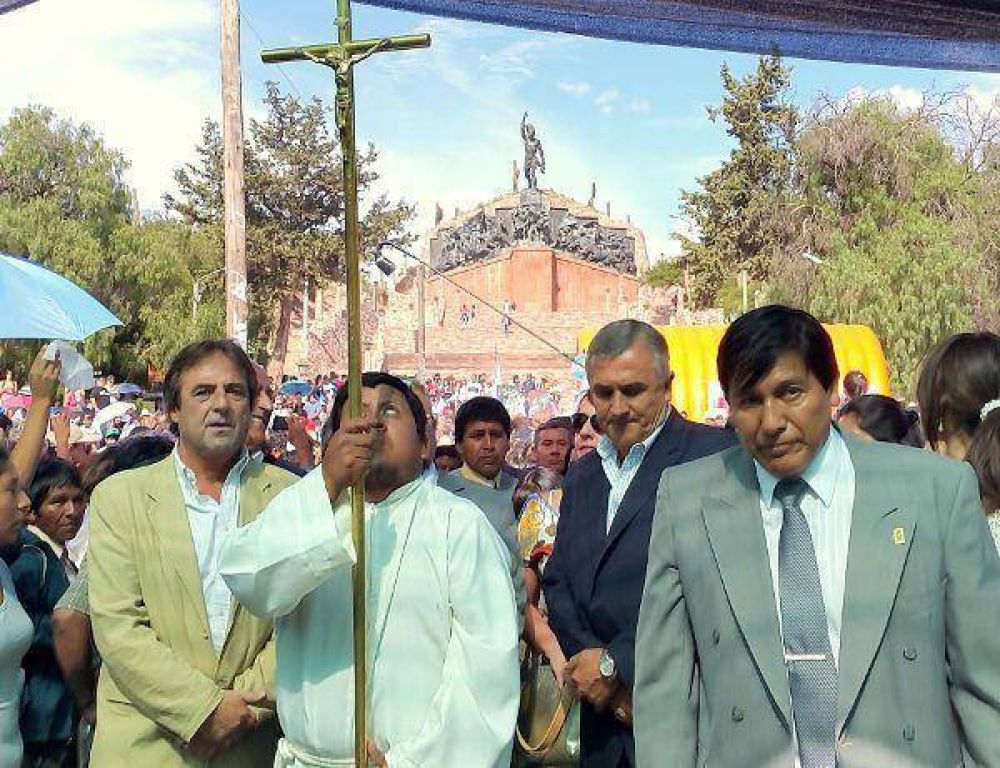 Gerardo Morales destacó el llamado de monseñor Olmedo a la unión de los jujeños en paz