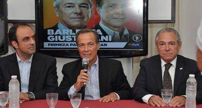 Giustiniani quiere debatir con Bonfatti