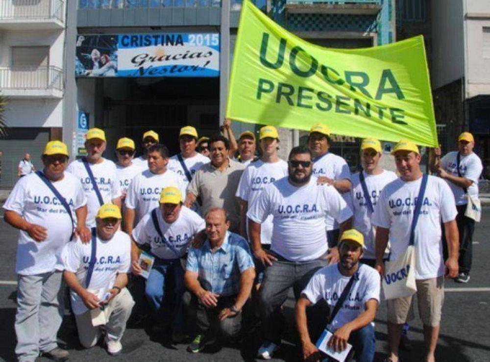 Nueva campaña de concientización de la UOCRA sobre medidas de seguridad