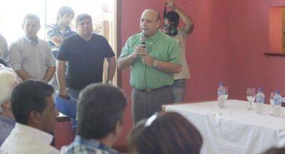 Martínez Llano pidió se respete al afiliado peronista