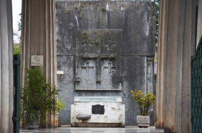 La reconstrucción del monumento a Eva Perón fue incluida en el presupuesto
